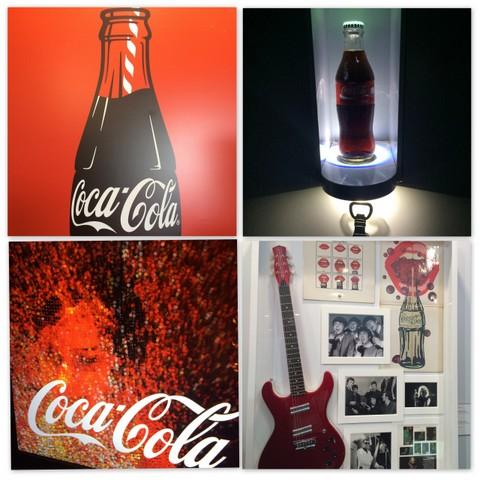 100 Anos da Garrafa de Coca-Cola