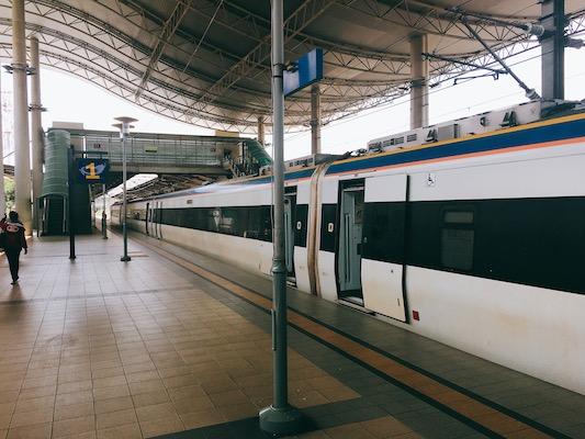 マレー鉄道ETS