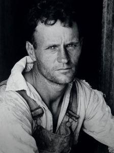 ウォーカー・エヴァンス『アラバマの農民』(1936)