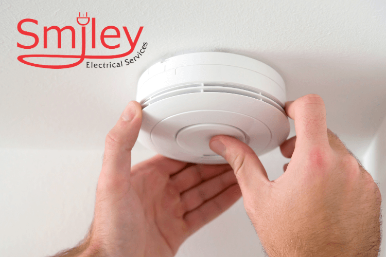 Smoke Alarms Fitted by electrician in northampton