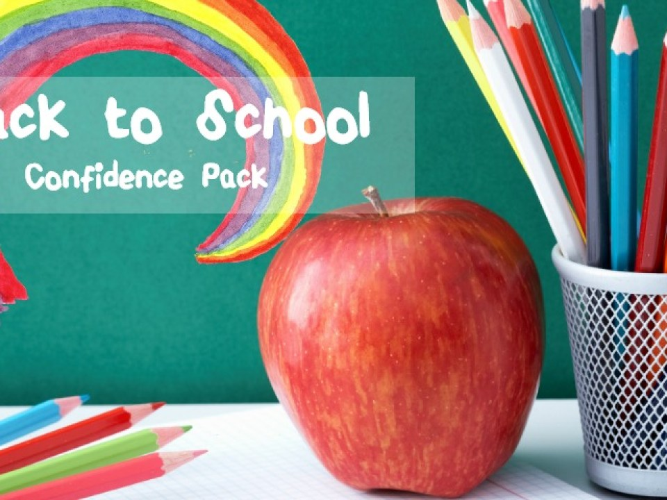 Back to School Confidence Pack