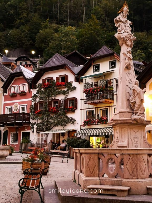 Hallstatt Old City Center