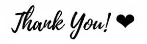 smileyioana | Thank you! ❤