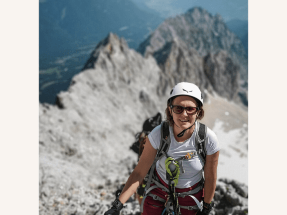 Zugspitze via ferrata | Klettersteig through Höllental valley