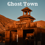 Calico Ghost Town Cover Photo - Fire Hall