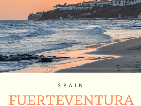 Fuerteventura the Island of Surf, Raw Beaches and Naked Butts