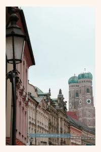 smileyioana.com | Frauenkirche Towers -5 Munich Landmarks Phone Wallpapers