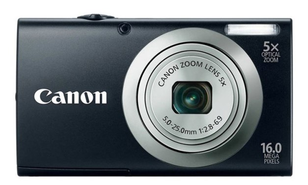 Canon PowerShot A2300 IS 16.0 MP Digital Camera With An Honest Review