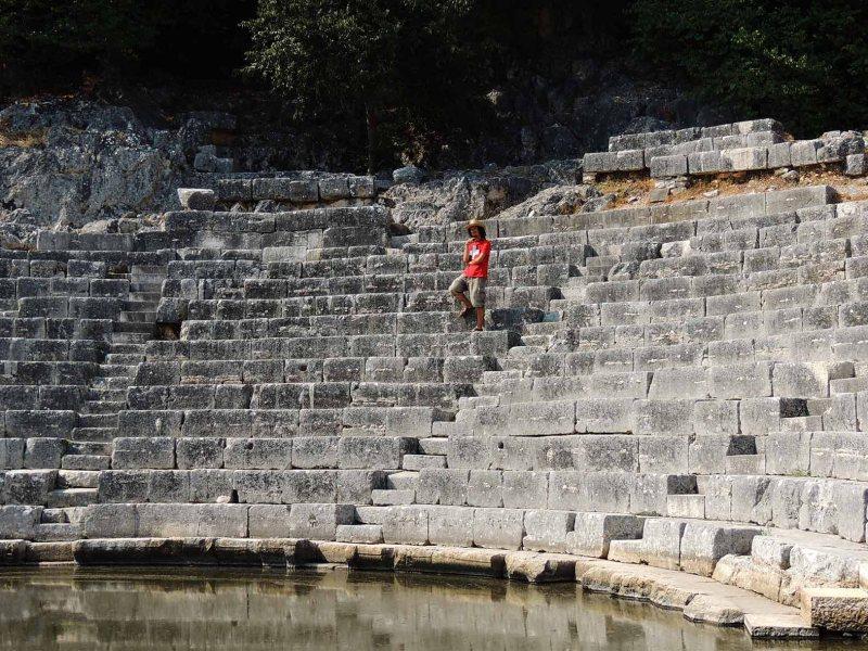 Sarandë, Butrint & Ksamil Attractions-Sights-Landmarks