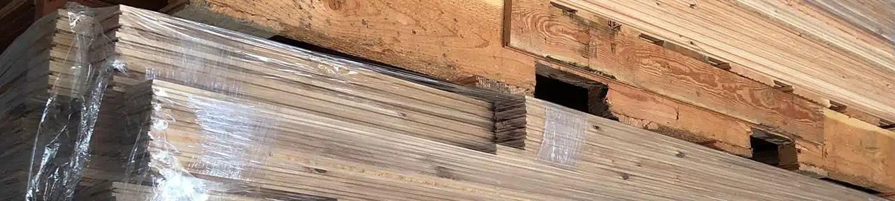Wood Flooring Shipping in North America | Smiley Wood Flooring