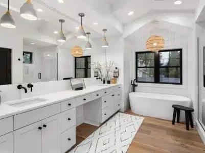 bathroom hardwood floor lewiston
