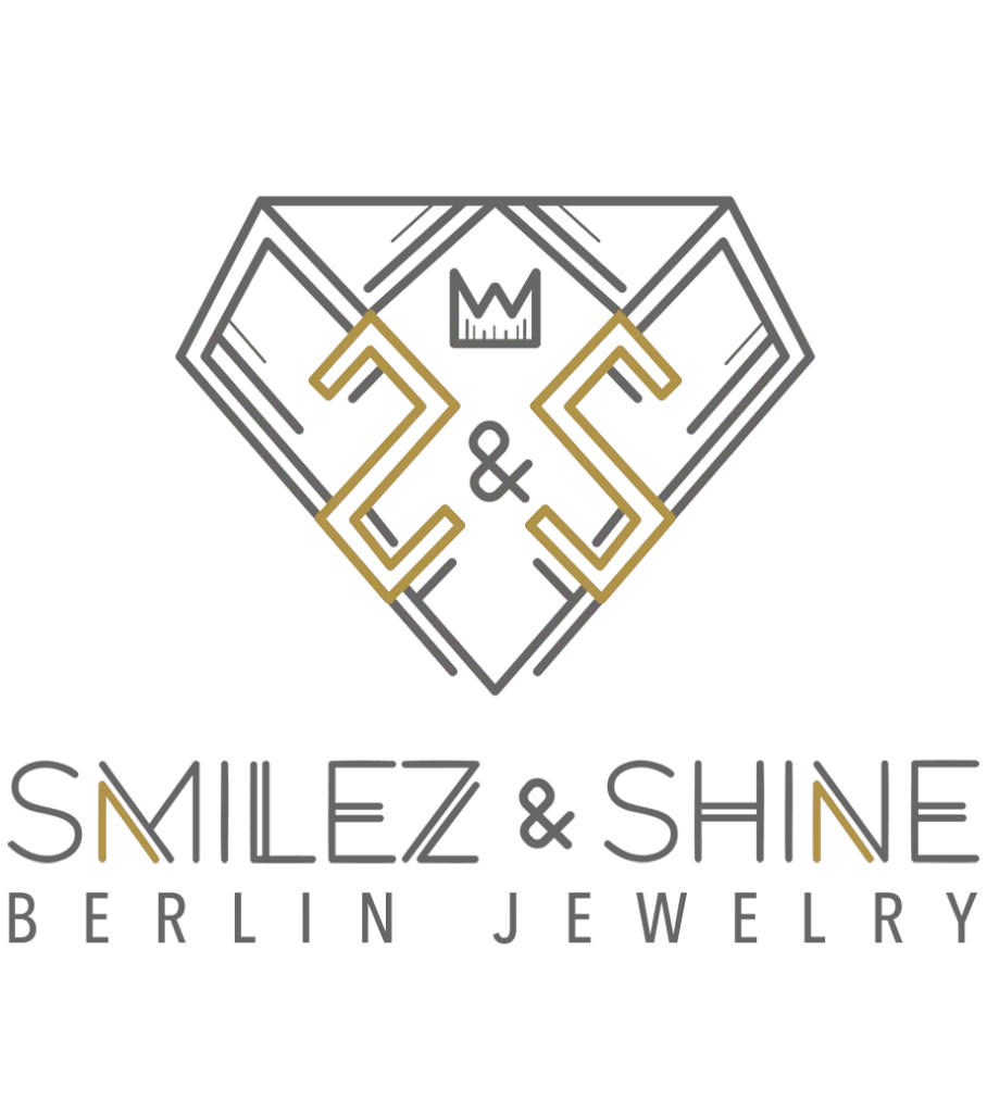Logo Smilez and Shine - Berlin Jewelry - Grillz