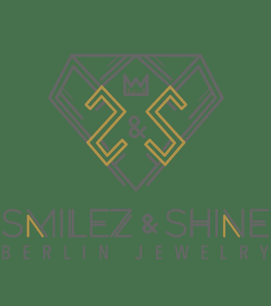 Logo Smilez and Shine - Berlin Jewelry - Grillz
