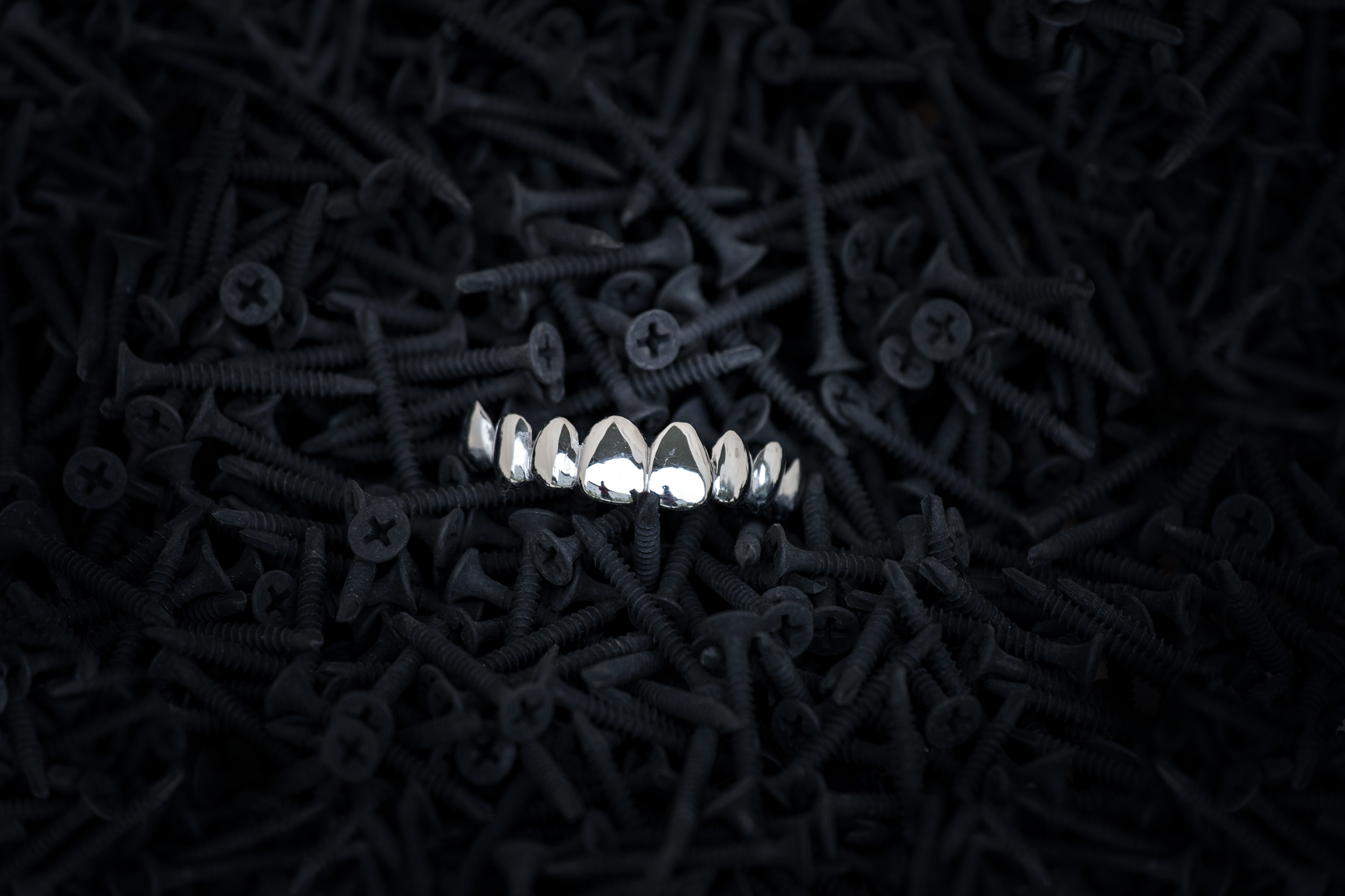 Silberlinge - Grillz im OnlineShop - Smilez and Shine - Berlin Jewelery