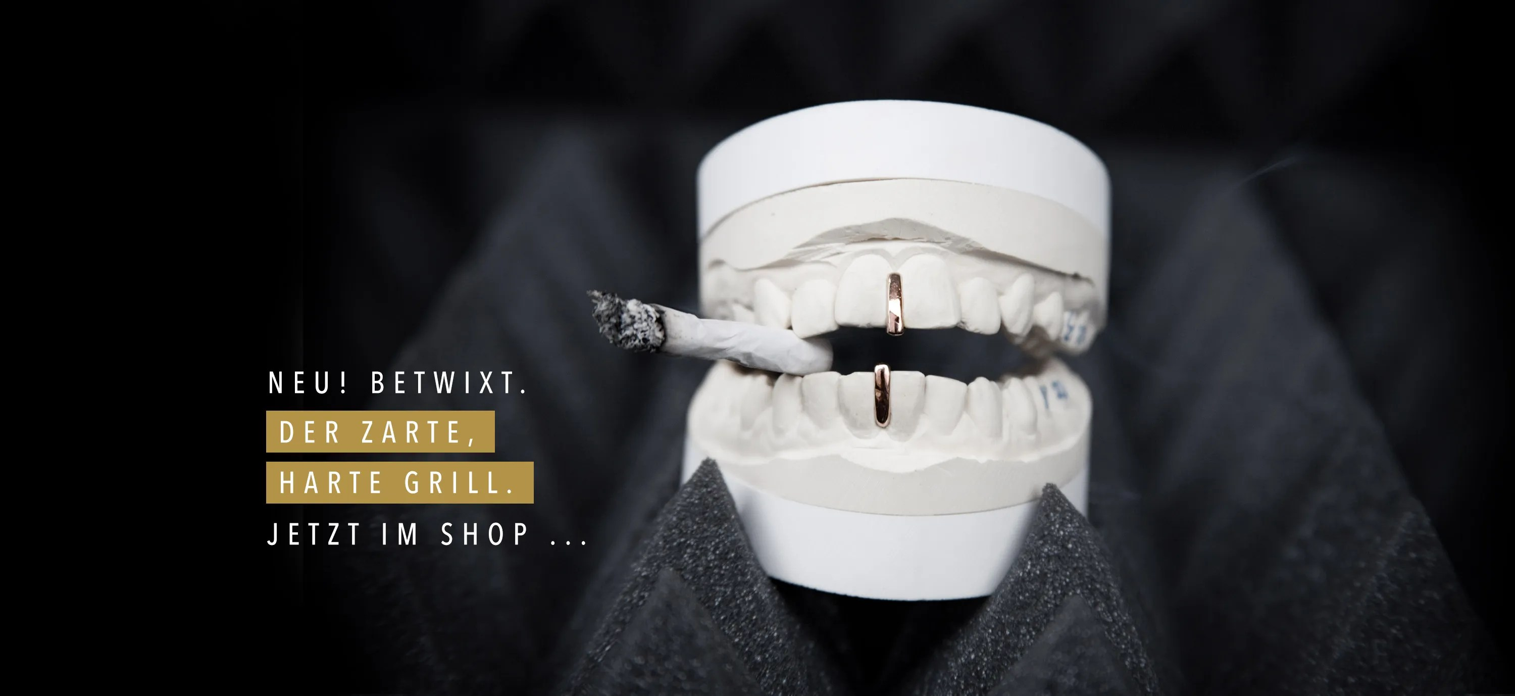Betwixt - Stipluv - Smilez and Shine - Berlin Jewelry - Grillz im Online Shop
