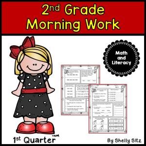 second grade 1st quarter