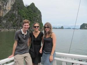 Baie d'Halong, juillet 2012