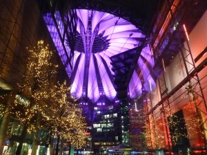Le fabuleux Sony Center
