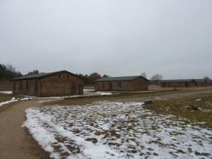Partie soviétique du camp