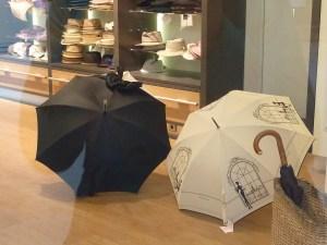 Mes beaux parapluies
