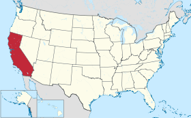 Californie (source : http://fr.wikipedia.org/wiki/Californie)