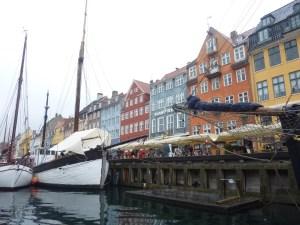 Le pittoresque port de Nyhavn