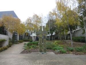 Ancien siège de la Gestapo, transformé en mémorial de la Résistance