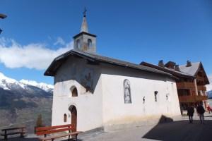 La chapelle de Montalbert