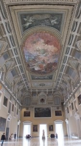 Le cadre du musée est top