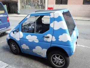 En Norvège, les mini-voitures électriques font la loi !