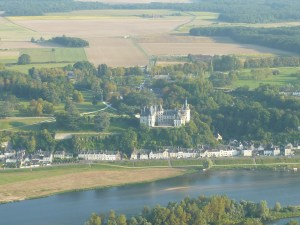Chaumont-sur-Loire et son château