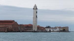 Passage au large de Murano...