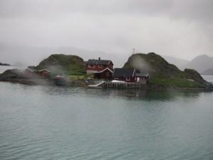 Un île déserte qui aurait fait rêver Benoît...