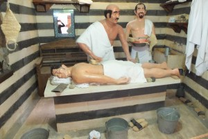 Les bains turcs