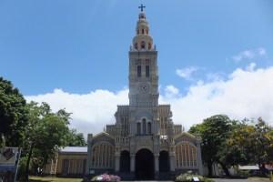 L'église de Sainte Anne