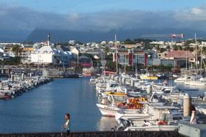 Le port de Saint Pierre