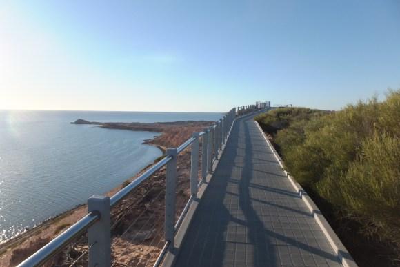 Point de vue de Eagle Bluff