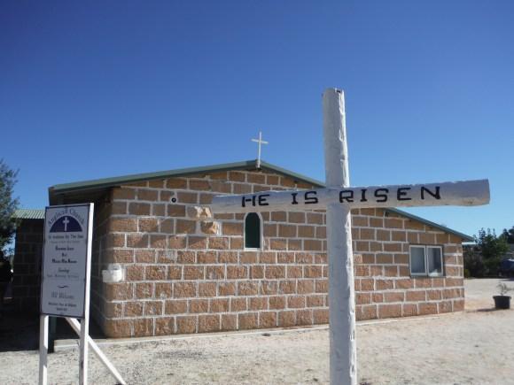 L'église de Denham