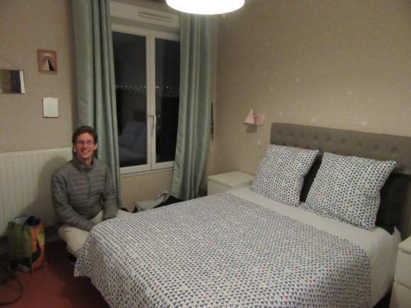 Notre chambre au Havre