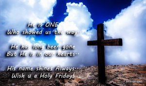 good friday wishing