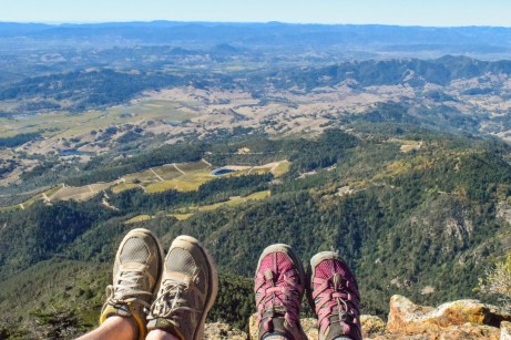 Mt St Helena | Smiling in Sonoma
