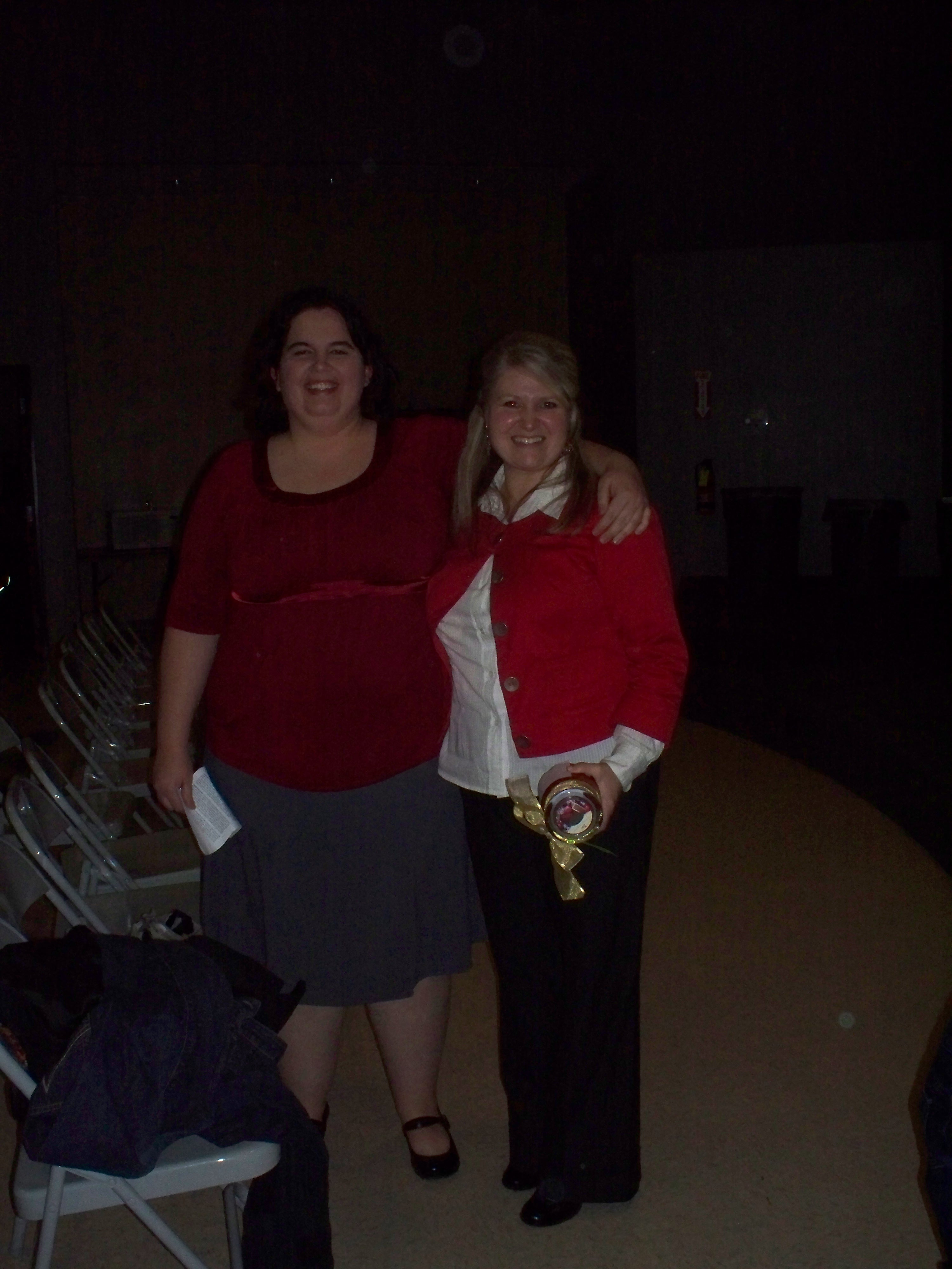 My amazing teacher Amanda