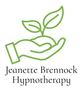 Jeanette Brennock Hypnotherapy logo