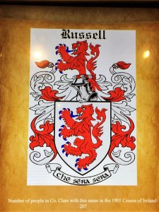 Russell Crest