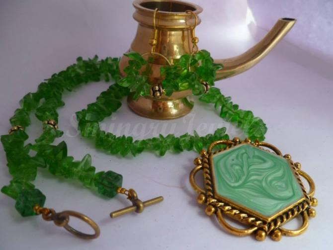 ECJ-25 necklace set