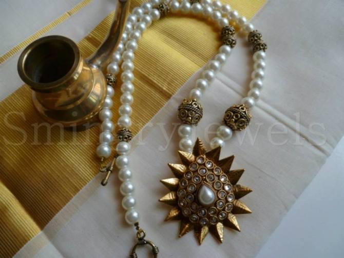 ON-HNC-09 - Necklace Set - onam