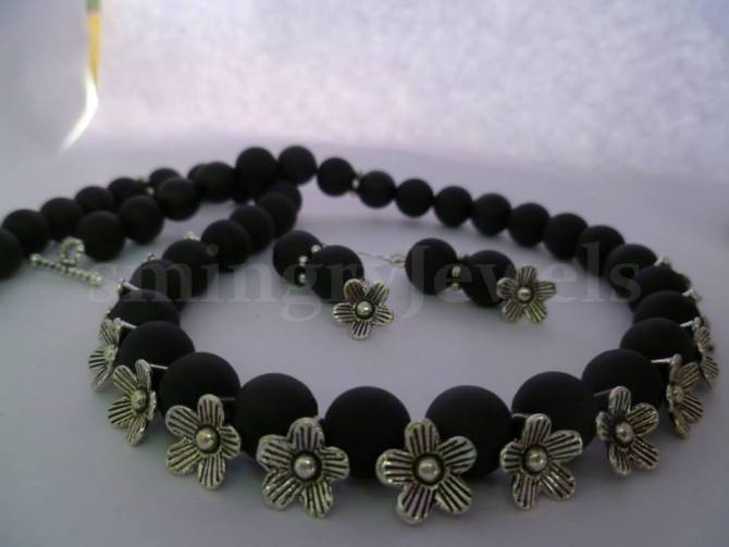 PF-EC-03 necklace set