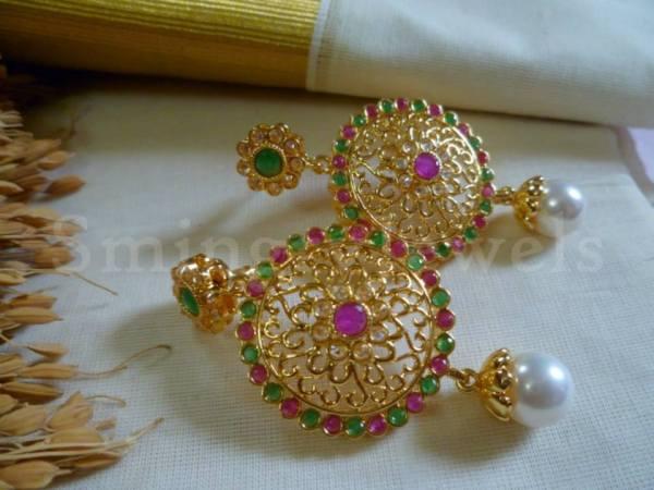 Antique drop Earrings ,Fashion Jewelry
