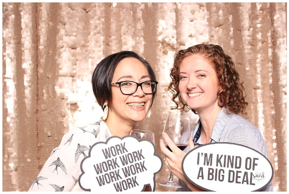 Smirk Photobooth Co | Blockhouse PDX | Conference