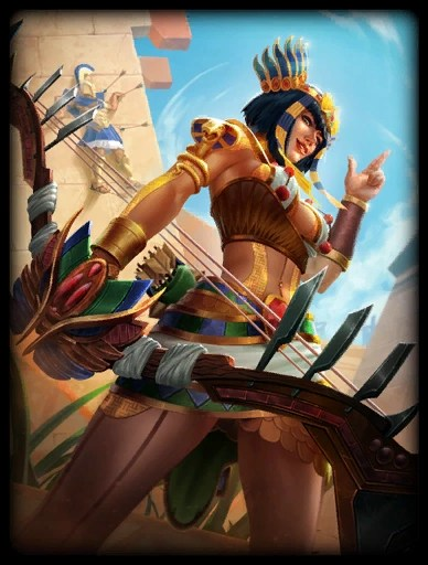 Neith Official SMITE Wiki